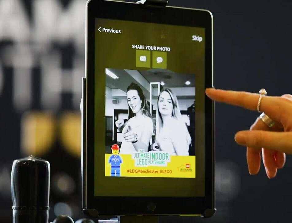 Photobooth Social Sharing